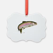 Rainbow Trout 1 Ornament