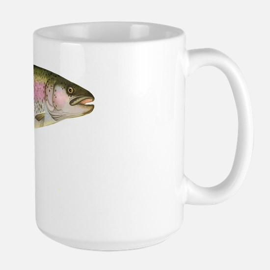 Rainbow Trout 1 Large Mug