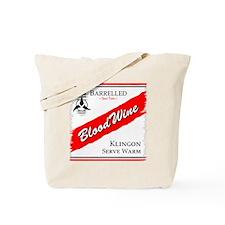 blood wine Tote Bag