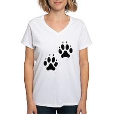 """Paw Prints"" Shirt"