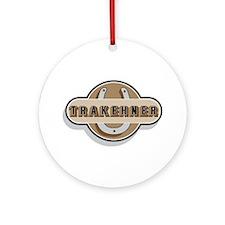 Trakehner Horse Ornament (Round)