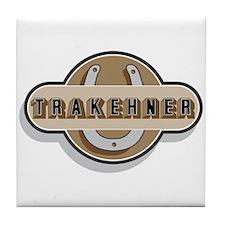 Trakehner Horse Tile Coaster