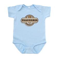 Trakehner Horse Infant Bodysuit