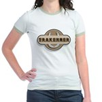 Trakehner Horse Jr. Ringer T-Shirt