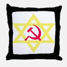 Russian Jewish Pride Throw Pillow