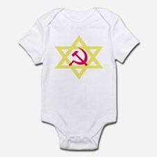 Russian Jewish Pride Infant Bodysuit