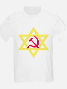 Russian Jewish Pride Kids T-Shirt
