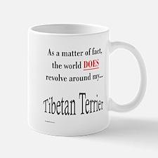 Tibetan Terrier World Mug