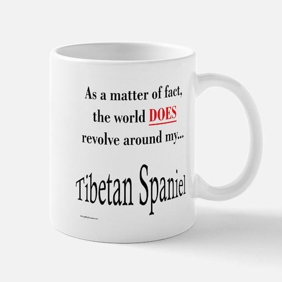 Tibbie World Mug