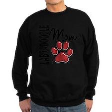 D Labradoodle Mom 2 Sweatshirt