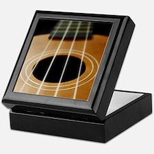 square Keepsake Box
