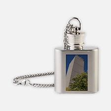 January Flask Necklace