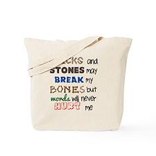 sticksandstones copy Tote Bag
