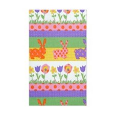 Bunny Flower Decal