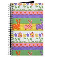 Bunny Flower Journal