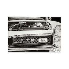 cp lfp 1967 GTO Rectangle Magnet