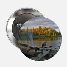 "Fisherman Return 8x10 100dpi 2.25"" Button"