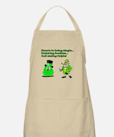 My Your Pockets By Heavy BBQ Apron