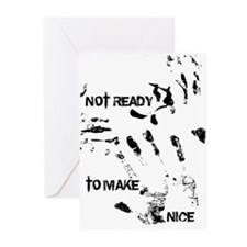 NOT READY Greeting Cards (Pk of 10)