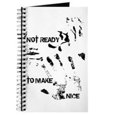 NOT READY Journal