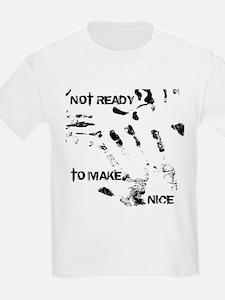 NOT READY Kids T-Shirt