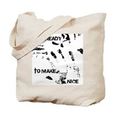 NOT READY Tote Bag
