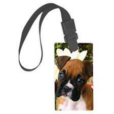 boxer ipod touch Luggage Tag
