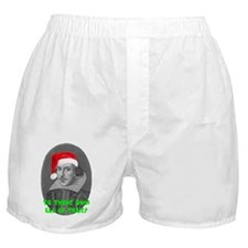 To Thine Own Elf Be True Boxer Shorts