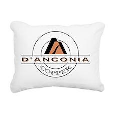 DAnconia Classic Rectangular Canvas Pillow
