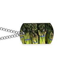 Asparagus Dog Tags