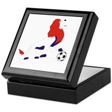 English_lion Keepsake Box