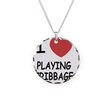 PLAYING_CRIBBAGE Necklace