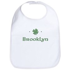 """Shamrock - Brooklyn"" Bib"
