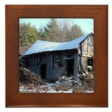 SUGAR HOUSE Framed Tile
