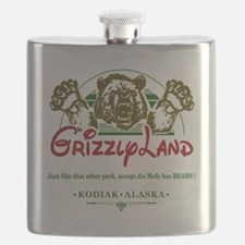 GRIZZLYLAND_ Flask