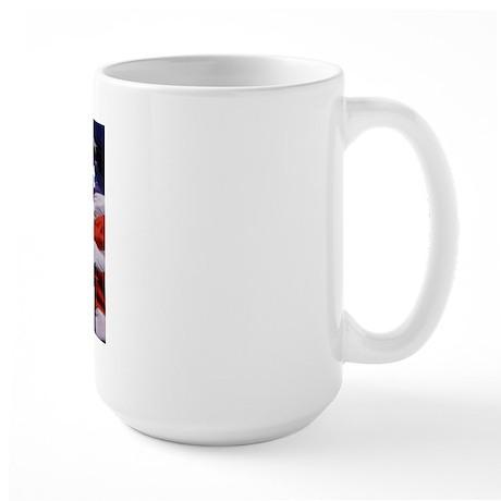 Hillary/Kennedy Large Mug