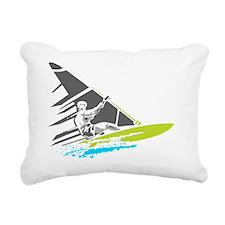 IPPOnoline Rectangular Canvas Pillow