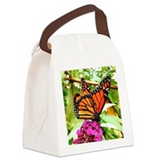 Monarch Butterfly Wall Calendar P Canvas Lunch Bag