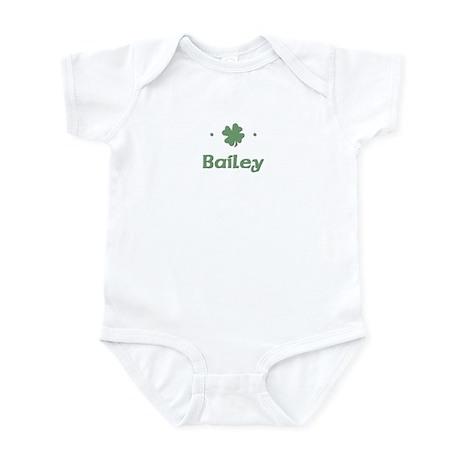 """""""Shamrock - Bailey"""" Infant Bodysuit"""