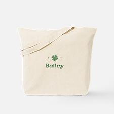 """Shamrock - Bailey"" Tote Bag"