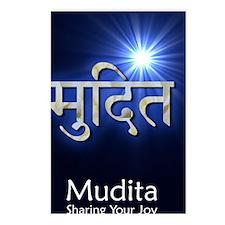 mudita Postcards (Package of 8)