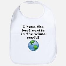 Best Auntie In The Whole World Bib