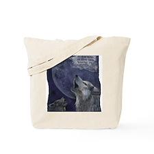 wolves_howl Tote Bag