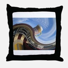 Frostop, Jefferson Highway Throw Pillow