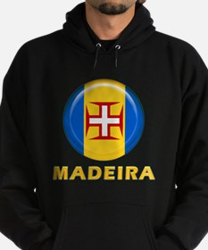 Madeira islands flag Sweatshirt