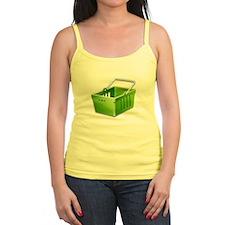 Shopping Basket Tank Top
