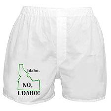 Udaho T-shirt Boxer Shorts