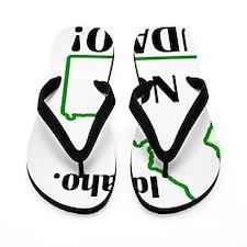 Udaho T-shirt Flip Flops