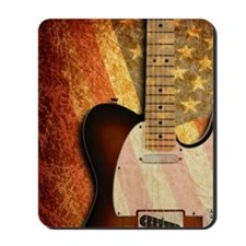 American Telecaster journal Mousepad