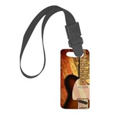 American Telecaster journal Luggage Tag